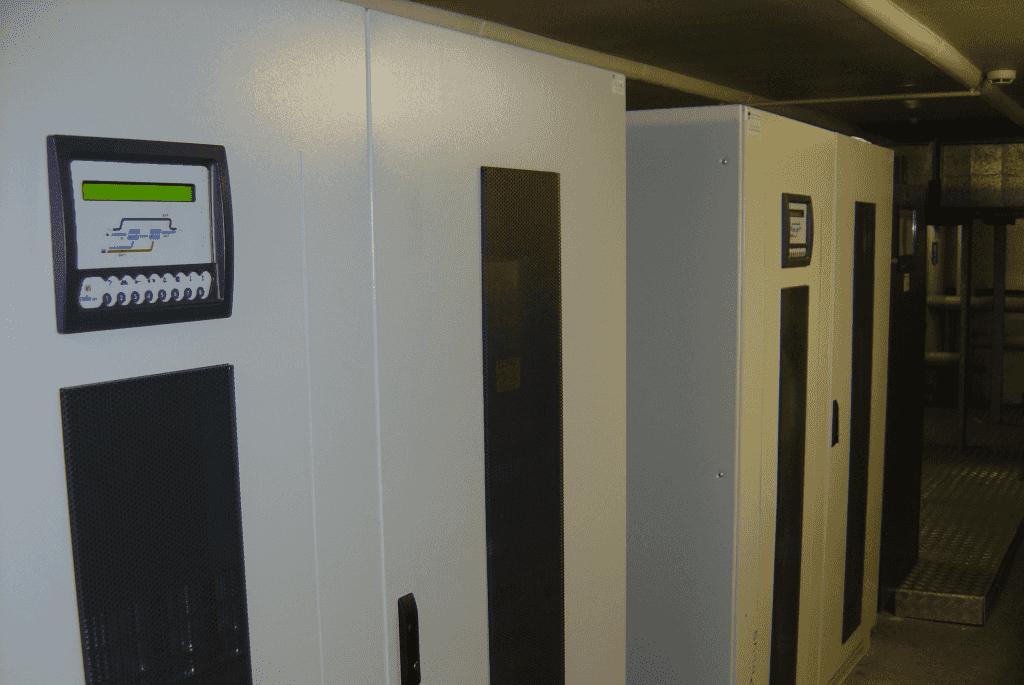 Installation Onduleurs Riello 400 kva